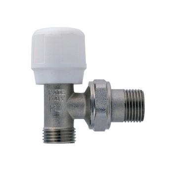"""Itap 394 1/2"""" вентиль регулирующий угловой для стальных труб"""