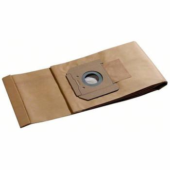 Мешок для пылесоса BOSCH GAS 35 для сухой пыли (бумажный)