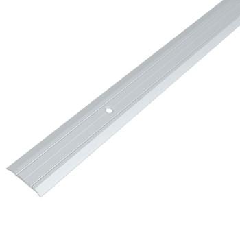 Порожек ПС01 (25х3) (ПС01, 900.01 л, серебро люкс, *)