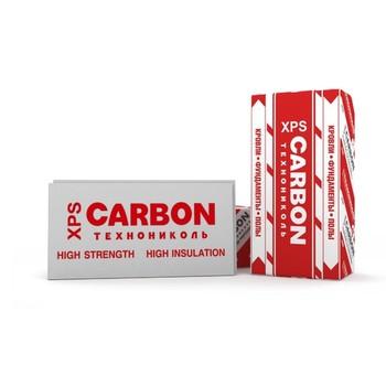 Пенополистирол экструзионный ТЕХНОНИКОЛЬ XPS CARBON PROF 300RF (1180Х580Х50)Х8 –L