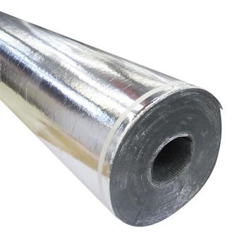 Подложка Arbiton Izo-Floor Combi Plus 3в1 фольгированная+пароизоляция+скотч (2 мм, (рул.2мм х 1м х 15 м.п./15м2), 1542342015020460