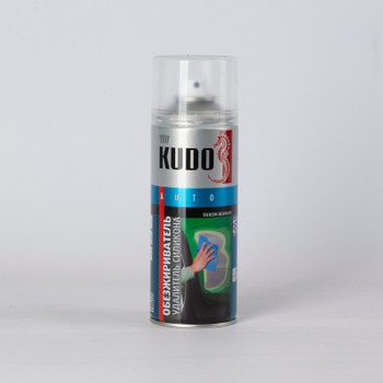 Удалитель силикона Kudo, 520 мл