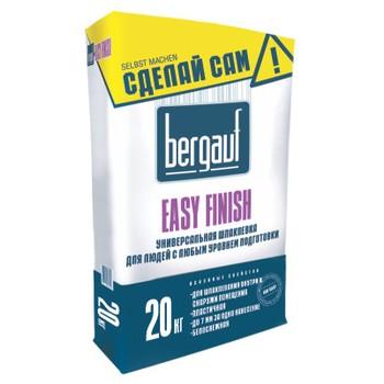 Шпатлевка цементная Bergauf Easy Finish, 20 кг