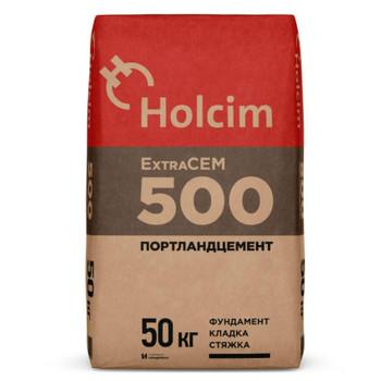 Цемент ExtraCEM 500 CEM II/A-К(Ш-И) 42,5Н, 50 кг