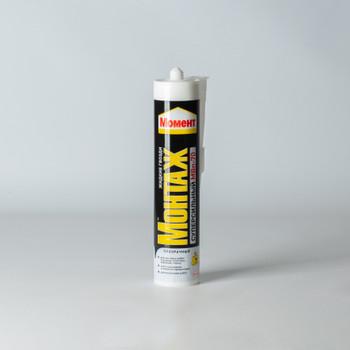 Жидкие гвозди Момент Монтаж Суперсильный МВп-70, (бесцветный), 280г