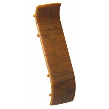 Угол стыковочный Т-пласт (022, Орех кофейный, блистер (4шт), текстурированный)