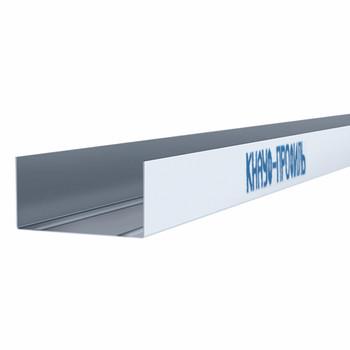 Профиль ПН-4 Кнауф 75х40х0,6 L=3м