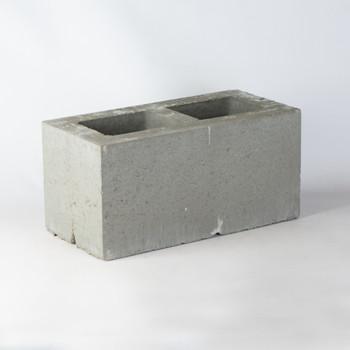 Керамзитоблок вентиляционный 2канала 390х190х188