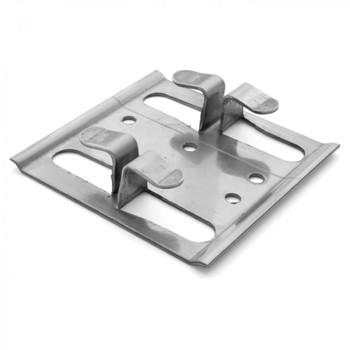 Кляммер крепежный рядовой 70×10×1,2 мм