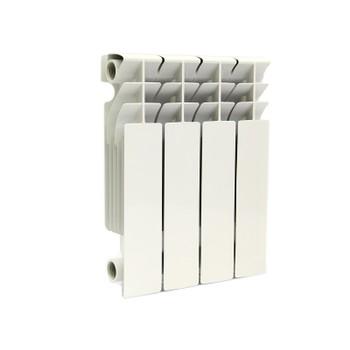 Радиатор бимет. LONTEK 350-4 (глубина 80 мм)