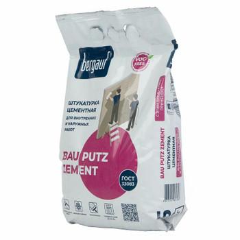 Штукатурка Bergauf Bau Putz Zement, 5 кг