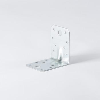 Уголок крепежный усиленный 70х70х55х2 мм ШК