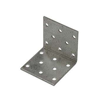 Уголок крепежный равносторонний 30×30×30×2мм