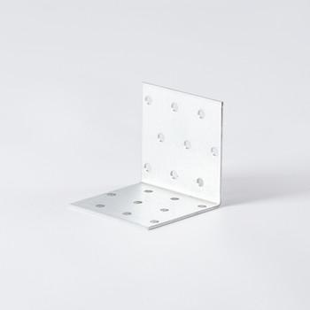 Уголок крепежный равносторонний 60×60×60×2мм ШК
