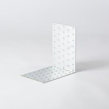 Уголок крепежный равносторонний 160x160x100x2 мм ШК