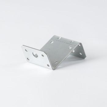 Уголок крепежный Z-образный 35х70х55х2 мм ШК