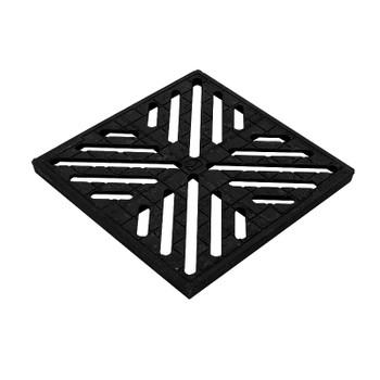 Решетка чугунная (А,В) 285х285х20