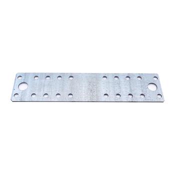 Пластина крепежная оцинкованная 180х40х2 мм ШК