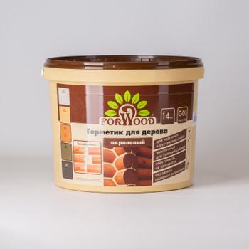 Герметик для дерева Forwood (сосна), 14 кг
