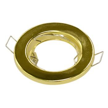 Светильник точечный MR16 50Вт G5.3 золото