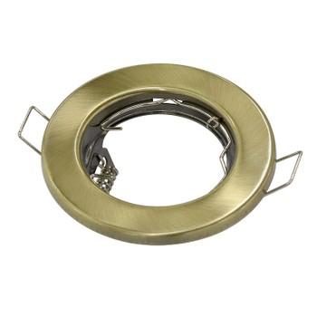 Светильник точечный MR16 50Вт G5.3 бронза