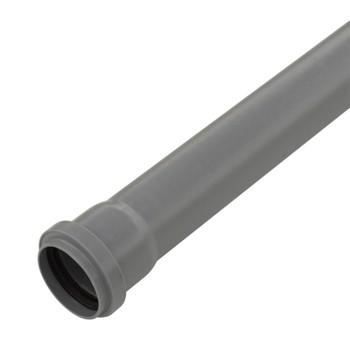 Труба канализационная 50х1,8х1000 РТП