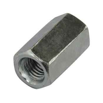 Гайка соединительная оцинкованная DIN 6334 M8
