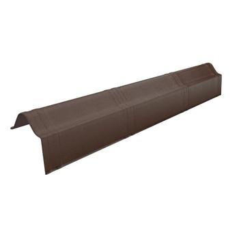 Щипец Ондувилла 1040х105 мм коричневый