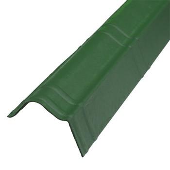 Щипец Ондувилла 1040х105 мм зеленый