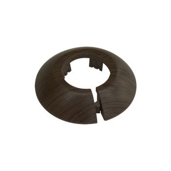Розетты(обводы), Венге мокко, для труб D25мм(D28мм)