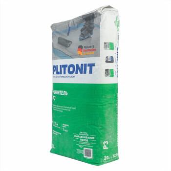Ровнитель цементный Плитонит Р3, 20 кг