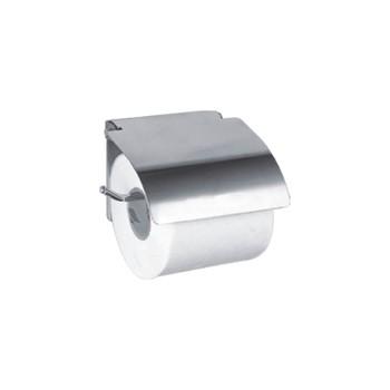 Держатель туалетной бумаги с крышкой (А203)
