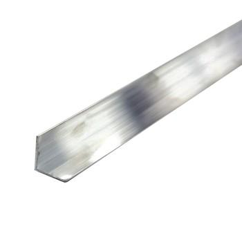 Уголок равнополочный 40х40х1,8 мм, алюминий, 1м