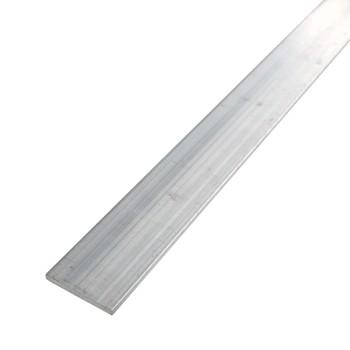 Штанга плоская 20х2 мм, алюминий, 2м