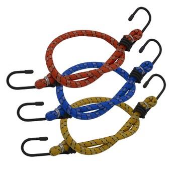 Паук багажный резиновый, 8 крюков