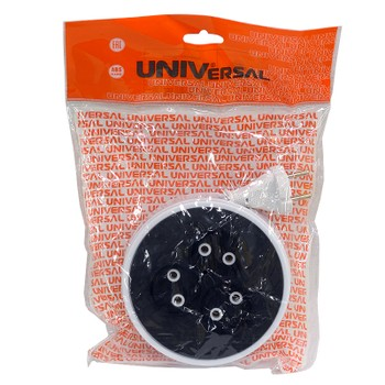 Удлинитель рулетка 5 метров 3 гнезда У6-004 UNIVERSAL