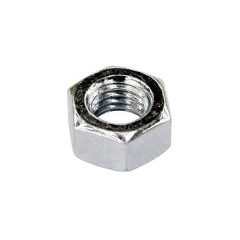 Гайка DIN934 шестигранная оцинк. М4 (50 шт) - пакет Tech-Krep