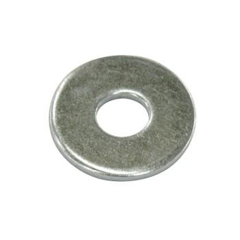 Шайба DIN9021 кузовная оцинк. M4 (40 шт) - пакет Tech-Krep