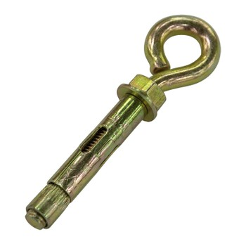 Анкерный болт с кольцом 8х45 (3 шт) - пакет Tech-Krep