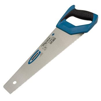 Ножовка по дереву 400мм, 11-12 TPI, зуб-3D, 2-х комп. рук-ка, GROSS