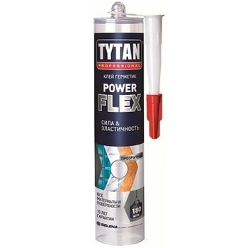 Жидкие гвозди Tytan Power Flex (бесцветный), 290 мл