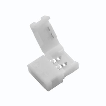 Коннектор соединительный для светодиодной ленты 8мм (3шт)
