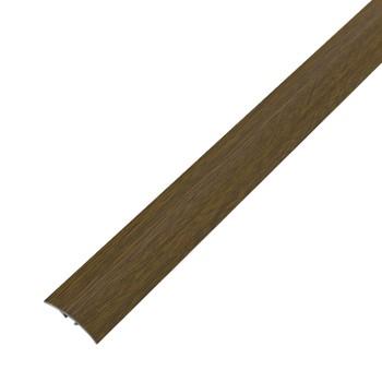 Порожек одноуровневый дуб универсал (ЛС 04-2, 1350.4084) 30*1350