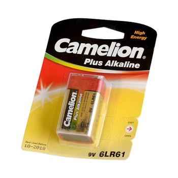 Элемент питания 6LF22 Plus Alkaline BL-1 (Крона) CAMELION