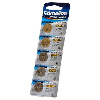 Элемент питания CR2032 CAMELION