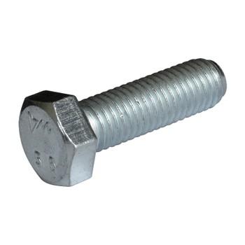 Болт оцинкованный DIN 933 М8х50 мм