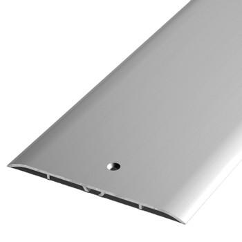 Порожек ПС05 1350.01л, серебро люкс