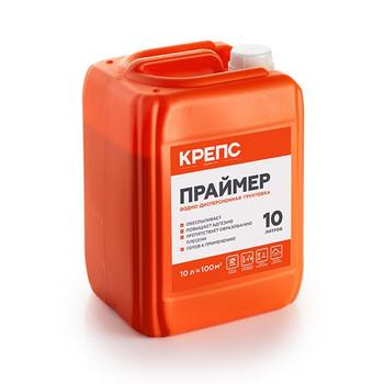 Грунтовка Крепс Праймер полимерная, 10 кг