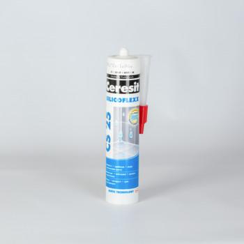 Затирка Ceresit CS25 эластичная силиконовая (багама), 280 мл