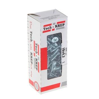 Саморез ШСММ св. 4,2х19 (200 шт) - коробка с ок. Tech-Krep